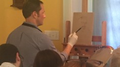 David Gray portrait demo.