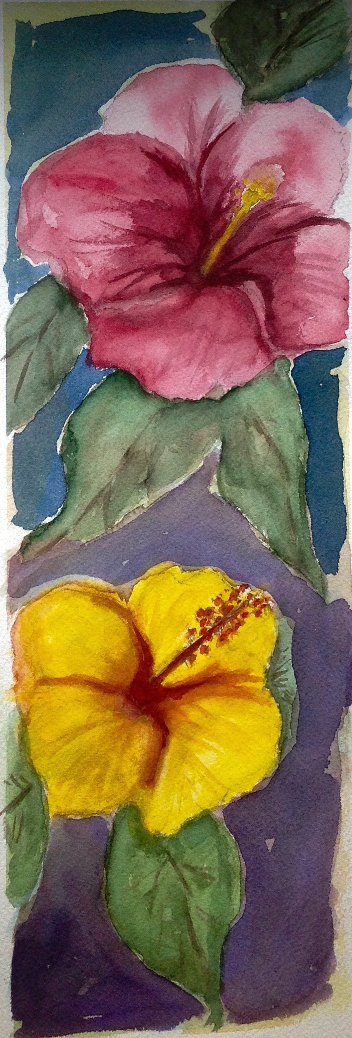 Gail Logan,          , Watercolor.